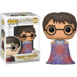 Funko POP Harry Potter 112 Harry Potter With Invisible Cloak