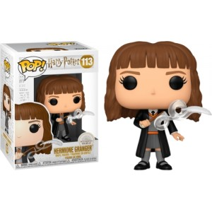 Funko POP Harry Potter 113 Hermione Granger With Feather