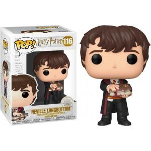 Funko POP Harry Potter 116 Neville Longbottom With Monster Book