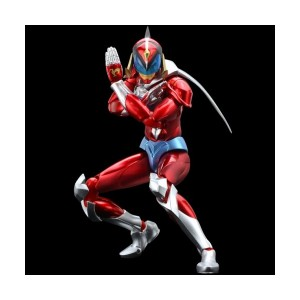 Sentinel Tatsunoko Heroes Fightingear: Hurricane Polymar 'Metallic Version' Limited 300(Usato)