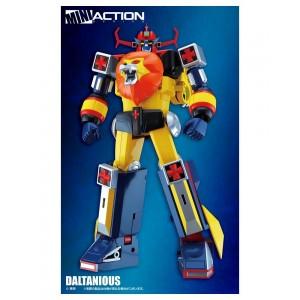 Action Toys Mini Action Series: Daltanious