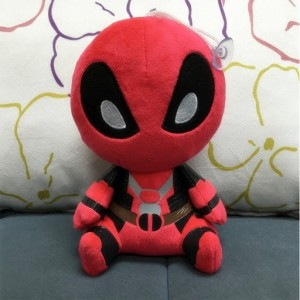 No Brand Marvel Deadpool Plush Doll 20 cm