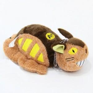 No Brand Totoro Nekobus Gattobus Plush Doll 15 cm