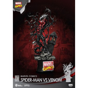 Beast Kingdom D-STAGE MARVEL SPIDER-MAN VS VENOM