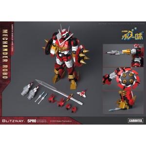 5Pro Studio Feat. Blitzway Carbotix Mechander Mekander Robo