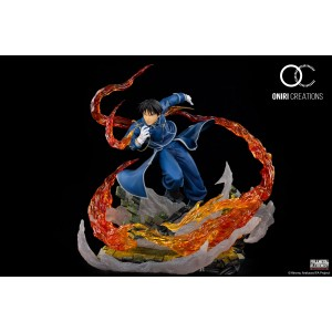 Oniri Creations 1/6TH Scale Statue: Full Metal Alchemist ROY MUSTANG – THE FLAME ALCHEMIST