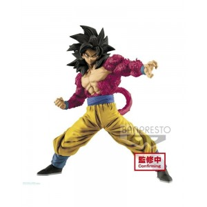 Banpresto Dragonball GT Full Super Saiyan 4 SSJ4 Goku 'Full Scratch'