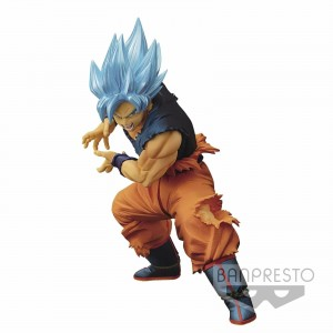 Banpresto Dragonball Super Maximatic Goku Super Saiya God