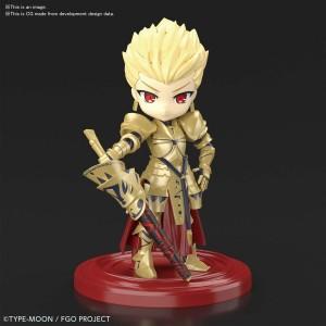 Bandai Plamo PETIT RITS Fate Grand Order ARCHER/GILGAMESH
