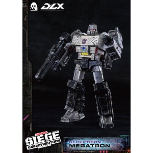 Hasbro x Threezero Transformers WFC - War For Cybertron Trilogy DLX Megatron