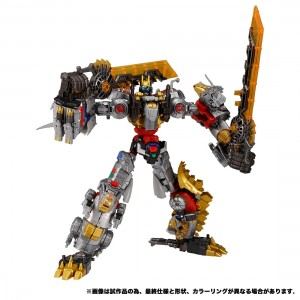 Takaratomy Transformers GENERATION SELECTS Volcanicus (TTMALL Exclusive)