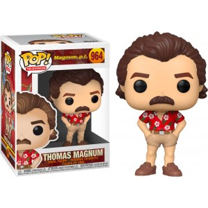 Funko POP Television Magnum P.I. Thomas Magnum