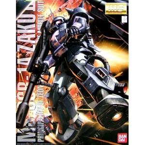 Bandai Gunpla Master Grade MG 1/100 ZAKU MS06R BLACK TRI-STAR 2.0