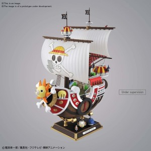 Bandai Plamo ONE PIECE THOUSAND SUNNY LAND OF WANO 25 cm