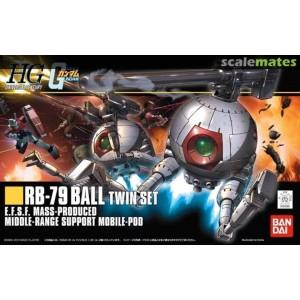 Bandai Gunpla High Grade HGUC 1/144 BALL TWIN SET