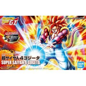 Bandai Plamo Figure Rise Dragonball GT Super Saiyan 4 Gogeta