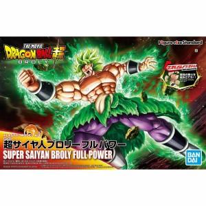 Bandai Plamo Figure Rise Dragonball Super Super Saiyan Broly Full Power