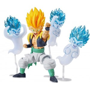 Bandai Plamo Figure Rise Dragonball Z Super Saiyan Gotenks