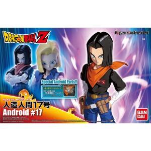Bandai Plamo Figure Rise Dragonball Z Android  17 C17