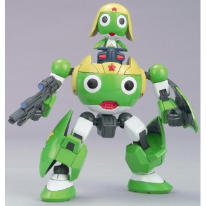 Bandai Gunso Plamo Keroro Collection Keroro Robo