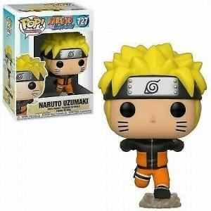 Funko POP Animation Naruto Shippunden 727 Naruto Uzumaki 'Running'