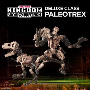 Hasbro Transformers Kingdom 'War For Cybertron Trilogy' Deluxe Class Paleotrex
