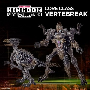 Hasbro Transformers Kingdom 'War For Cybertron Trilogy' Core Class Vertebreak