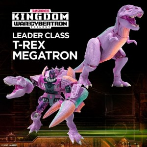Hasbro Transformers Kingdom 'War For Cybertron Trilogy' Leader Class Megatron