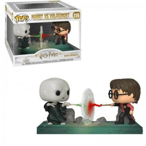 Funko POP Harry Potter 119 Harry VS Voldermort Movie Moment