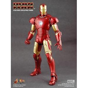Hot Toys Movie Masterpiece MMS75 Iron Man 1 Iron Man MK-III Mark 3