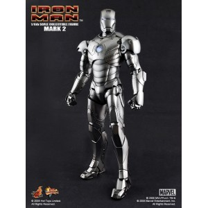 Hot Toys Movie Masterpiece MMS78 Iron Man 1 Iron Man MK-II Mark 2