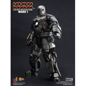 Hot Toys Movie Masterpiece MMS80 Iron Man 1 Iron Man  MK-I Mark 1