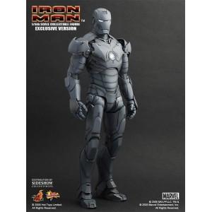 Hot Toys Movie Masterpiece MMS101 Iron Man 1 Iron Man MK-III Mark 3 Gunmetal