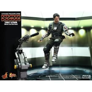 Hot Toys Movie Masterpiece MMS116 Iron Man 1 Iron Man Tony Stark Mech Test