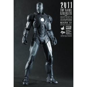 Hot Toys Movie Masterpiece MMS153 Iron Man 2 Iron Man MK-IV Mark 4 Secret Project SDCC