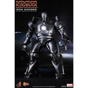Hot Toys Movie Masterpiece MMS164 Iron Man 1 Iron Monger