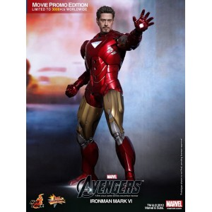 Hot Toys Movie Masterpiece MMS171 Avengers Iron Man MK-VI Mark 6