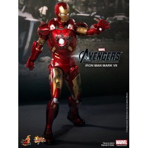 Hot Toys Movie Masterpiece MMS185 Avengers Iron Man MK-VII Mark 7