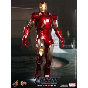 Hot Toys Movie Masterpiece MMS185 Avengers Iron Man MK-VII Mark 7