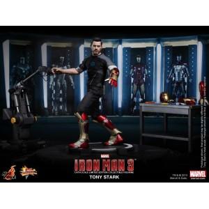 Hot Toys Movie Masterpiece MMS191 Iron Man 3 Tony Stark