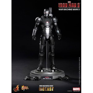Hot Toys Movie Masterpiece MMS198-D03 Iron Man 3 War Machine MK-II Mark 2 Die-Cast