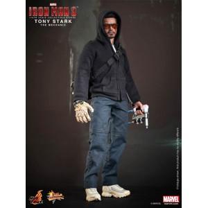 Hot Toys Movie Masterpiece MMS209 Iron Man 3 Tony Stark The Mechanic