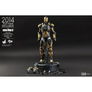 Hot Toys Movie Masterpiece MMS248 Iron Man 3 Iron Man MK-XX Mark 20 Python