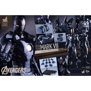 Hot Toys Movie Masterpiece MMS282 Avengers Iron Man MK-VII Mark 7 Stealth