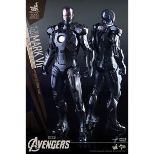 Hot Toys Movie Masterpiece MMS282 Avengers Iron Man MK-VII Mark 7 Stealth