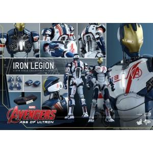 Hot Toys Movie Masterpiece MMS299 Avengers 2 Age Of Ultron Iron Legion