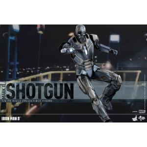 Hot Toys Movie Masterpiece MMS309 Iron Man 3 Iron Man MK-XL Mark 40 Shotgun