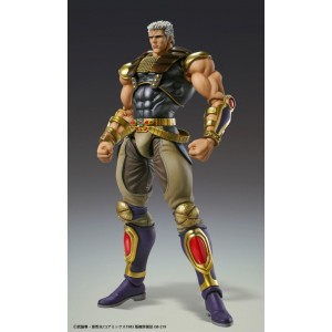 Medicos Chozokado SAS Super Action Statue Hokuto No Ken Raoh