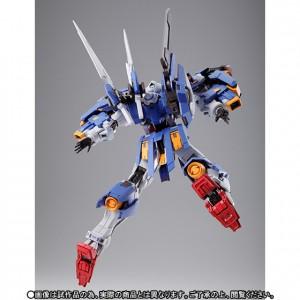 Metal Build Gundam Avalanche Exia Tamashii WEB Exclusive