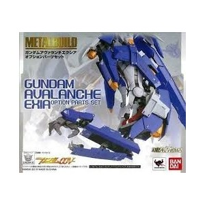Bandai Metal Build Option Parts for Gundam Avalanche Exia